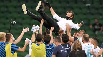 ФК «Зенит» досрочно стал чемпионом футбольной премьер-лиги