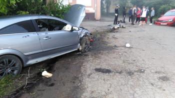 В Нижнем Тагиле виновник ДТП скрылся после аварии