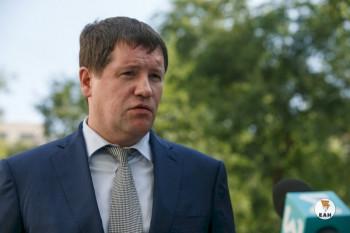 Вице-губернатор Свердловской области Сергей Бидонько ушёл на самоизоляцию из-за подозрения на коронавирус