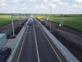 На дорогах Свердловской области появилось 8 новых автоматических весовых пунктов