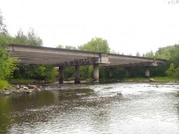 Екатеринбургская компания бесплатно снесёт недостроенный мост через реку Тагил на улице Папанина
