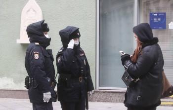 Совет по правам человека предложил отменить все штрафы за нарушение самоизоляции