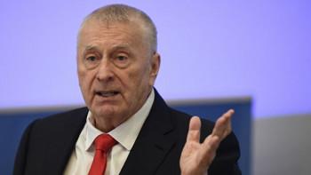 Жириновский пригрозил сложением полномочий фракции ЛДПР в Госдуме из-за задержания Фургала