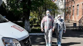 Более 390 медиков Свердловской области заразились коронавирусом с начала пандемии