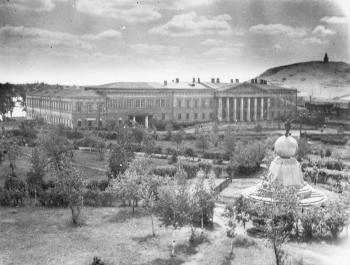 Музей-заповедник показал старинные снимки парков и скверов Нижнего Тагила