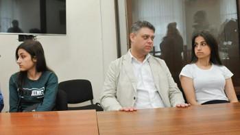Генпрокуратура утвердила обвинение по делу сестёр Хачатурян