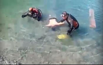 Под Нижним Тагилом спасатели достали из карьера тело мужчины