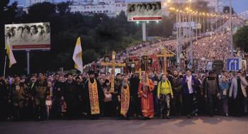 Власти Свердловской области порекомендовали жителям региона отказаться от участия в крестном ходе, приуроченном к фестивалю «Царские дни»