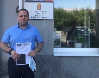 ЛДПР выдвинула на довыборы в гордуму Нижнего Тагила бизнесмена Сергея Бурлая