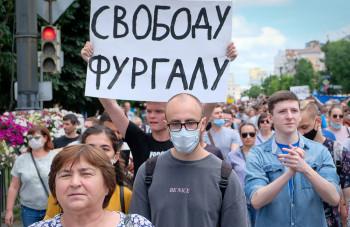 Baza: Власти Приморья потребовали от журналистов пугать жителей COVID-19, чтобы они не ходили на митинги в поддержку хабаровского губернатора Фургала