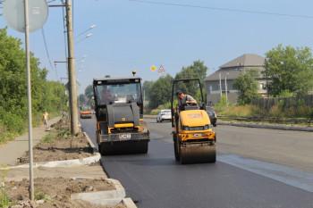 Капитальный ремонт Уральского проспекта в Нижнем Тагиле завершится в сентябре
