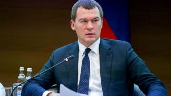 Депутат Госдумы Михаил Дегтярёв возглавит Хабаровский край