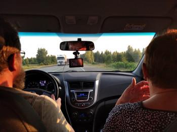 Участники литературного автопробега «ДвестиФет» добрались до Ульяновска