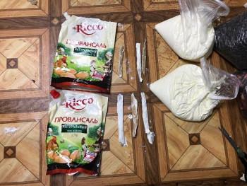 В ИК-63 в Ивделе попытались передать наркотики в пачках майонеза