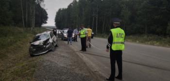 В Невьянске автомобиль насмерть сбил выскочившего на дорогу пешехода