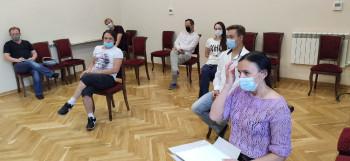 В драмтеатре Нижнего Тагила готовят свою версию знаменитой «Утиной охоты» Вампилова