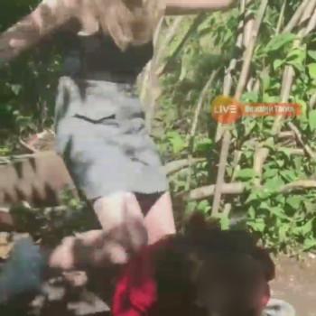 В Красноуральске школьники избили сверстницу за оскорбление в соцсетях (ВИДЕО)