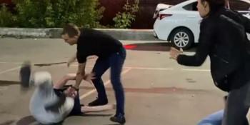 ВБарнауле боксёр одним ударом убил прохожего, который заступился замужчину синвалидностью