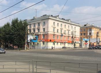 На перекрёстке Циолковского — Мира в Нижнем Тагиле изменилась схема движения