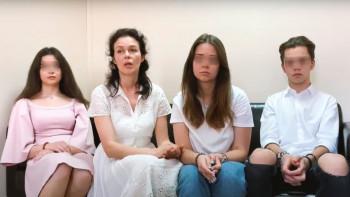 Жена сына экс-генпрокурора Чайки пожаловалась на угрозы мужа отобрать детей