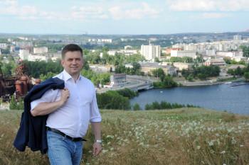 От справедливороссов в довыборах в гордуму Нижнего Тагила будет участвовать директор муниципальной спортшколы Сергей Шамшуров