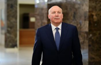 Посол РФ в Белоруссии заявил, что задержанные россияне — опоздавшие на рейс сотрудники ЧОП