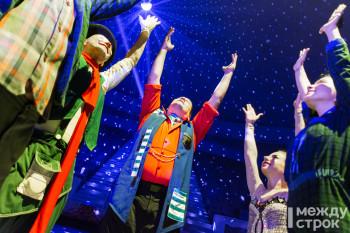 Нижнетагильский цирк принял участие во всероссийском флешмобе ко дню рождения «солнечного клоуна» Олега Попова
