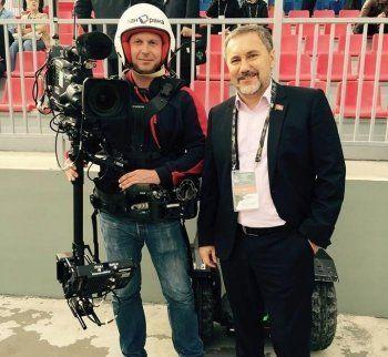 Андрей Муринович подписал трёхлетний контракт с телекомпанией «Ермак»