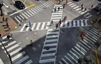 В Нижнем Тагиле появится первый диагональный пешеходный переход