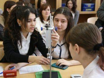 ЕВРАЗ открыл класс физики в горно-металлургической школе