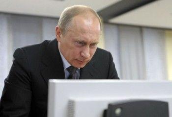 Россияне смогут задать вопросы Владимиру Путину по ICQ
