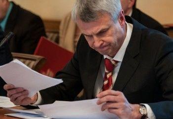 Депутаты гордумы Нижнего Тагила направили обращение Сергею Носову по продаже клуба «Наутилус» за 2,5 млн рублей. Вопрос вынесут ка комиссию