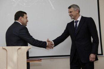 Носов хочет обсудить бюджет Нижнего Тагила с Куйвашевым тет-а-тет