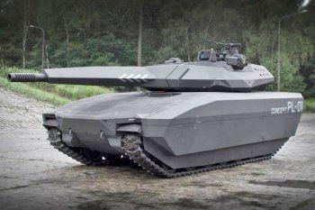 В Нижнем Тагиле создадут спортивный танк
