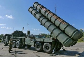 Россия развернула зенитно-ракетный комплекс в Сирии
