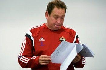 Слуцкий назвал состав сборной на отборочные матчи Евро-2016
