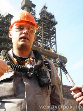 Газовики НТМК рассказали журналистам, как работать без остановки подачи топлива