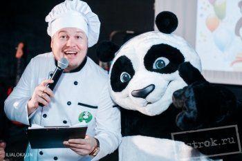 День рождения ресторана доставки «Голодная панда» (ФОТО, ВИДЕО)