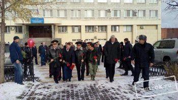 Генералы съехались в Нижний Тагил на открытие мемориала солдатам правопорядка (ФОТО, ВИДЕО)