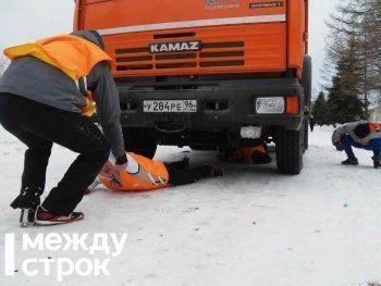 В Нижнем Тагиле прошёл первый зимний «Забег Героев»