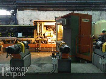 На ЕВРАЗ НТМК открылся новый участок по обработке трубной заготовки