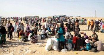 СПЧ попросил открыть границы России для сирийских беженцев