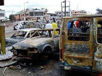 Более 100 человек погибли в Гане из-за взрыва на АЗС (ФОТО)