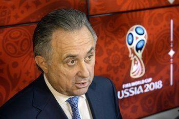 Мутко опроверг тайный сговор России с ФИФА