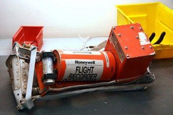Россия получила записи с чёрного ящика разбившегося в Египте самолёта