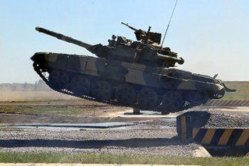Иран отказался от Т-90 «Уралвагонзавода» в пользу танка «Катар»