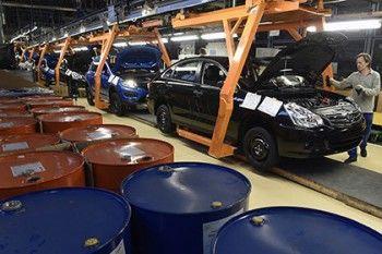 АвтоВАЗ и Volkswagen остановили конвейеры