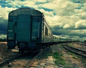 Из России в Украину перестанут ходить поезда