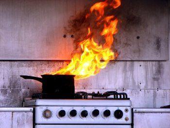 В Нижнем Тагиле в огне погибла пенсионерка