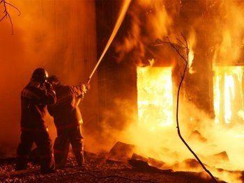В Нижнем Тагиле в собственном доме заживо сгорел мужчина